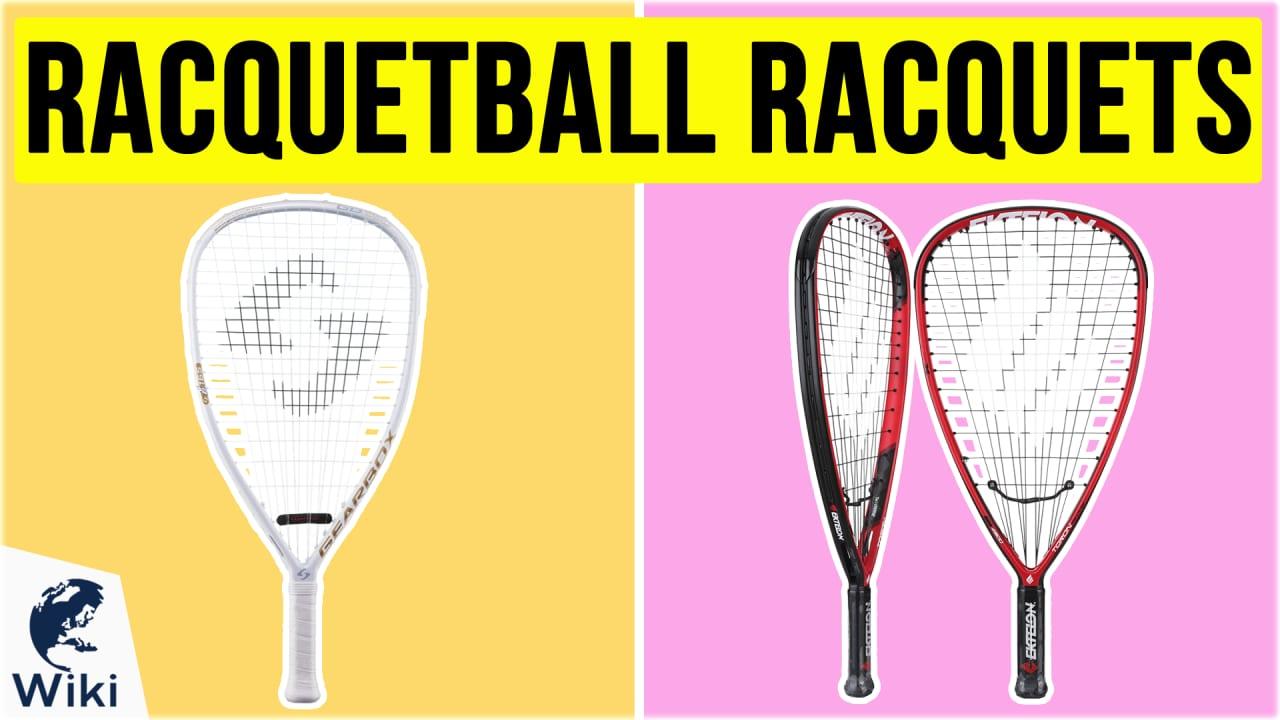 10 Best Racquetball Racquets