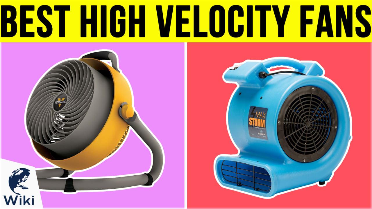 9 Best High Velocity Fans