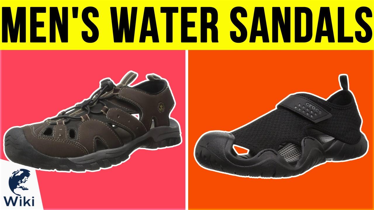 10 Best Men's Water Sandals