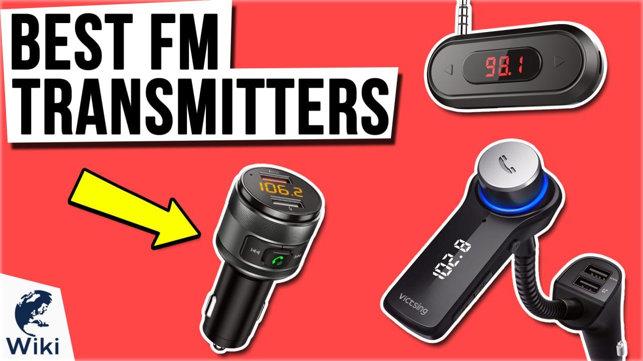 10 Best FM Transmitters