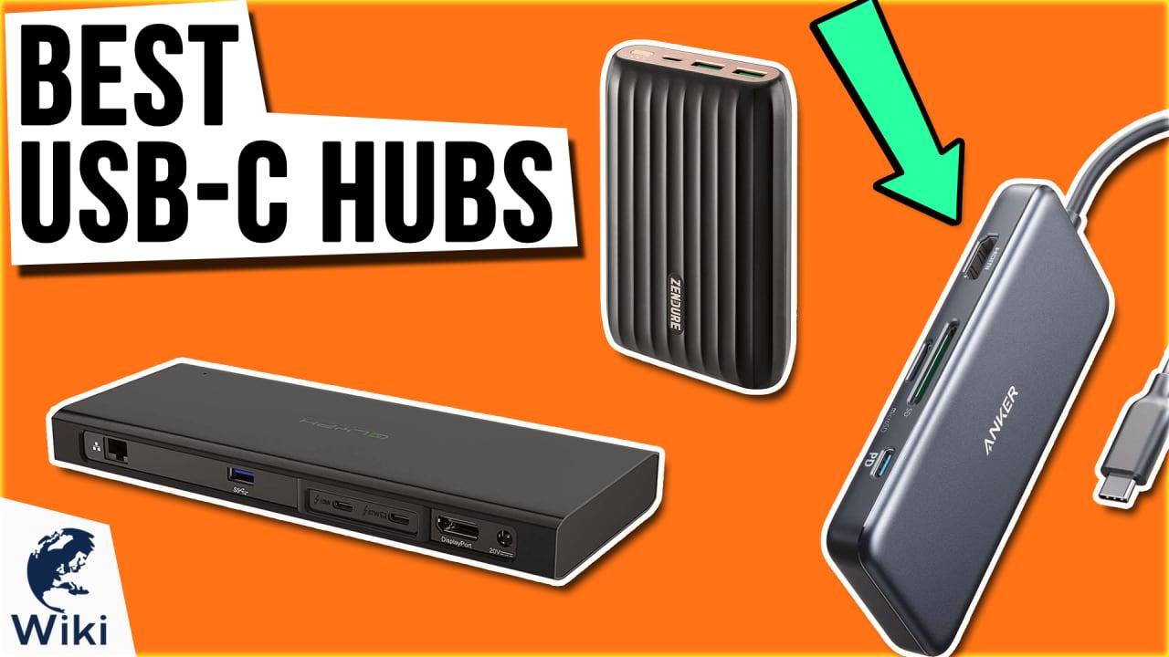 10 Best USB-C Hubs