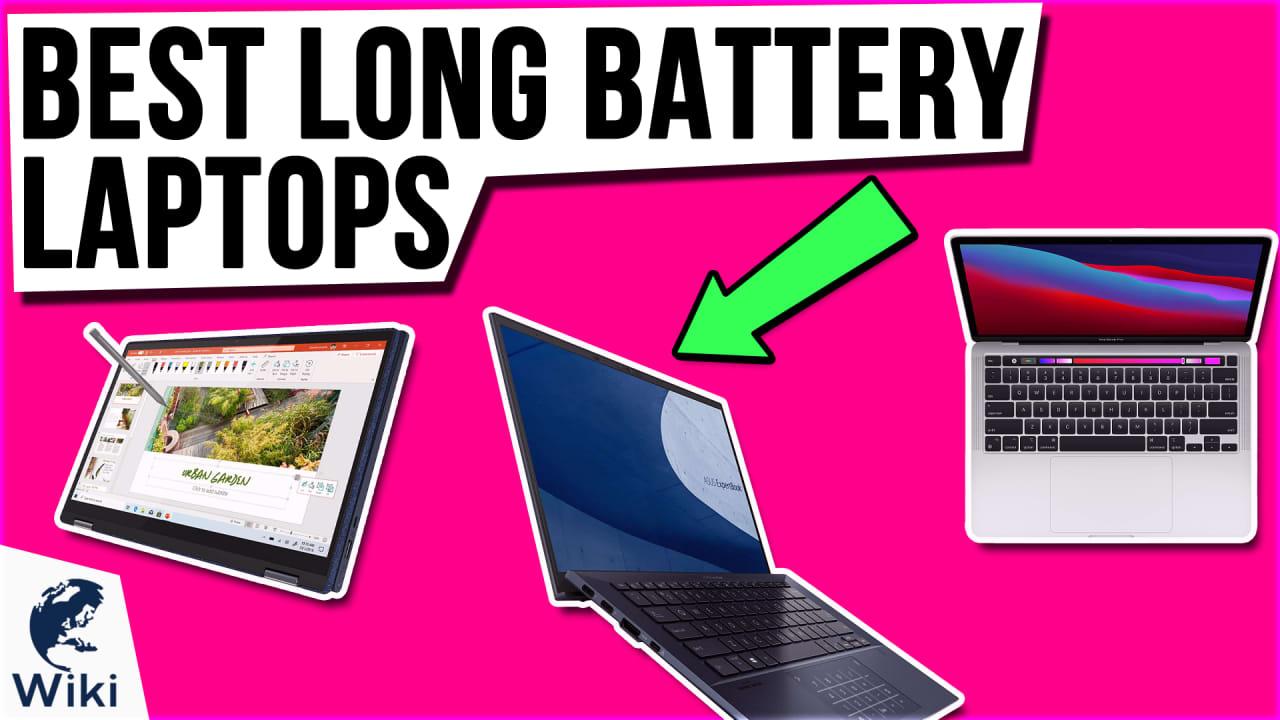 8 Best Long Battery Laptops
