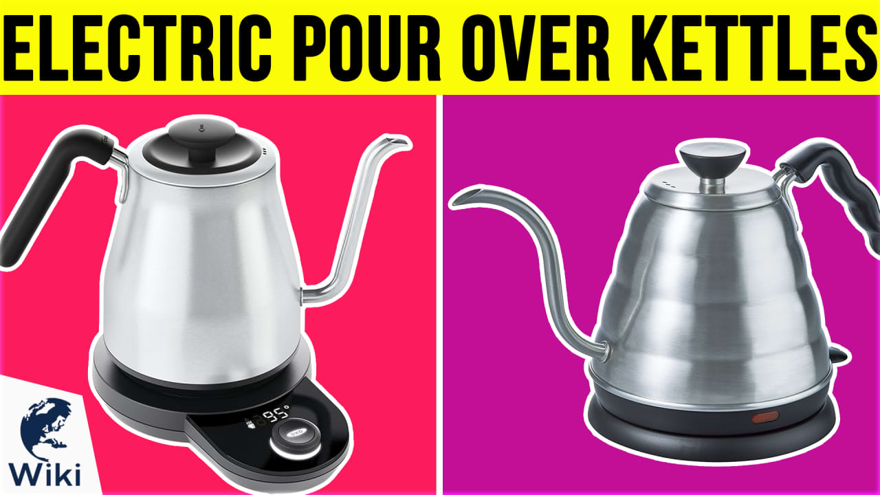 10 Best Electric Pour Over Kettles