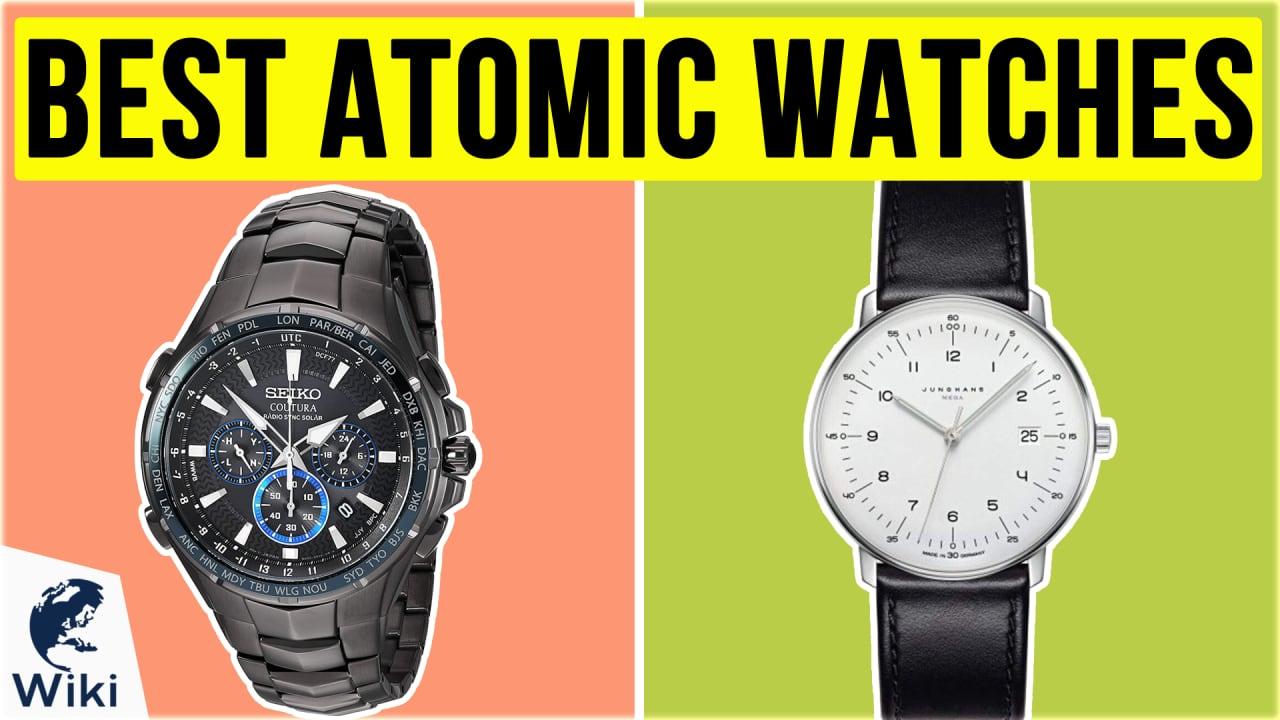 10 Best Atomic Watches