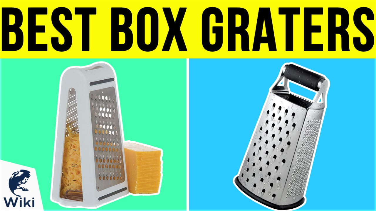 10 Best Box Graters