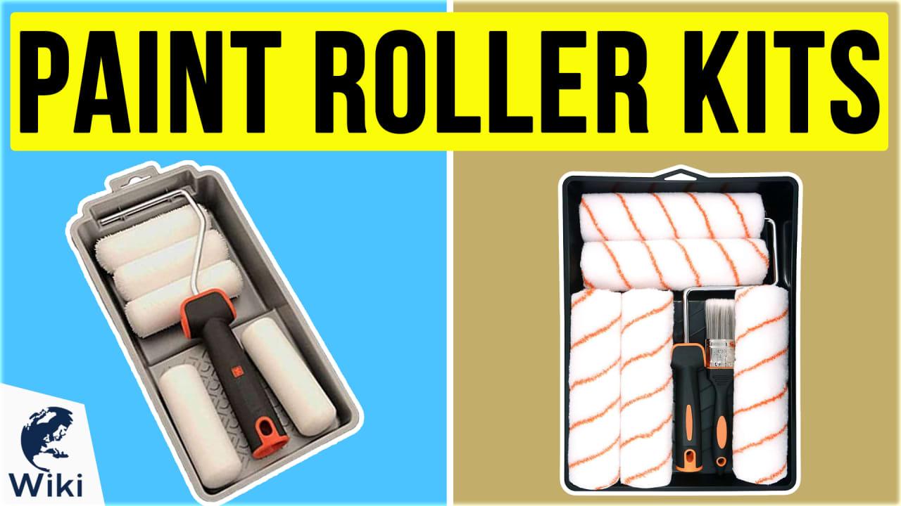10 Best Paint Roller Kits