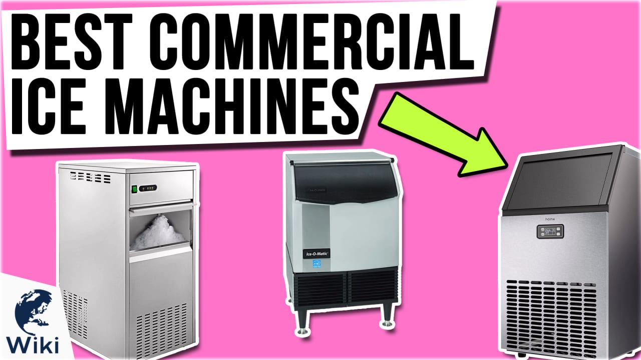 7 Best Commercial Ice Machines