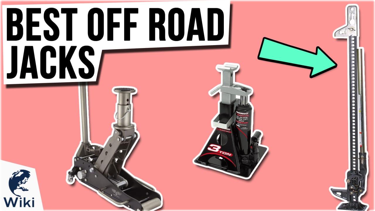 8 Best Off Road Jacks