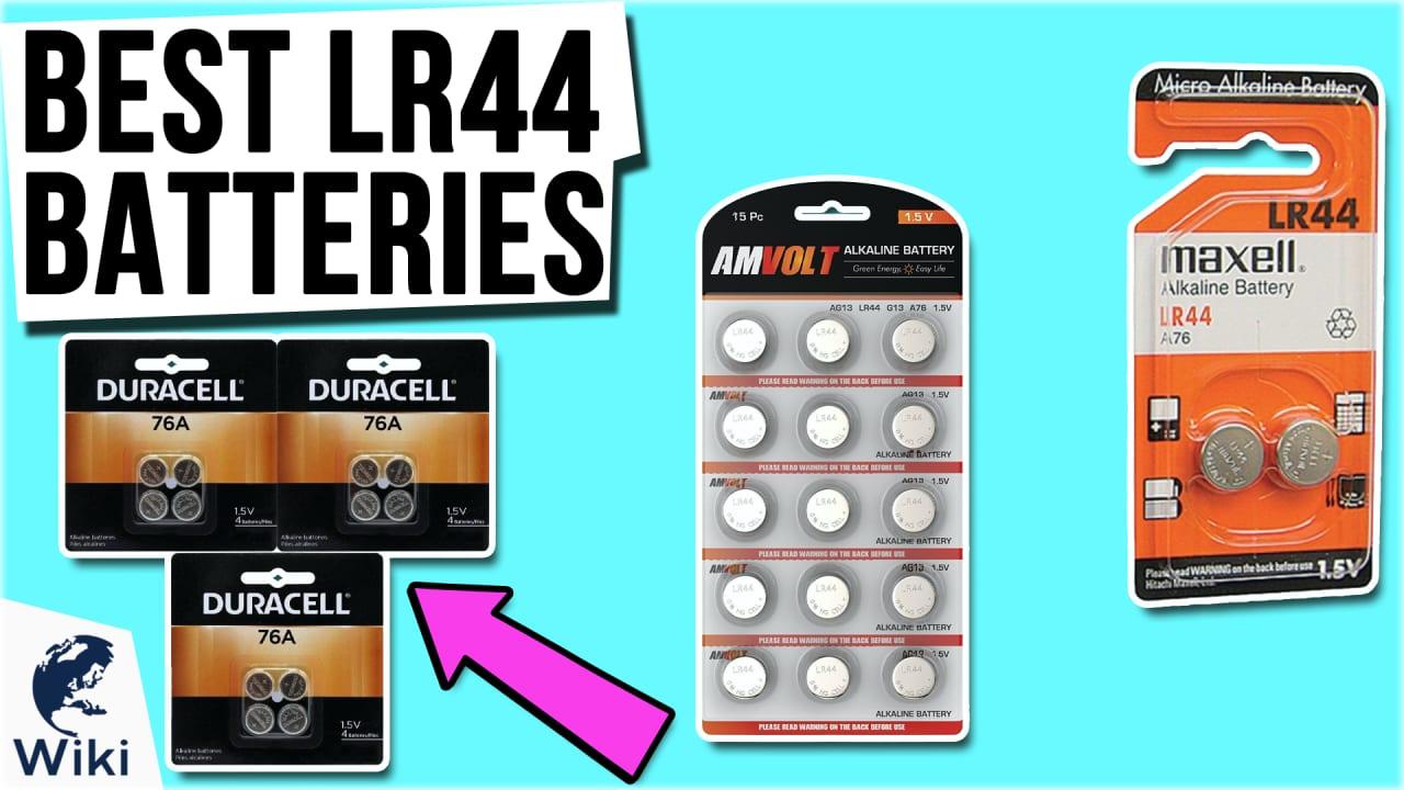 8 Best LR44 Batteries