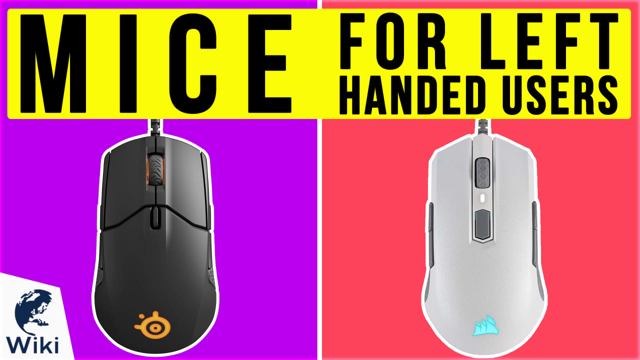 10 Best Mice For Left Handed Users