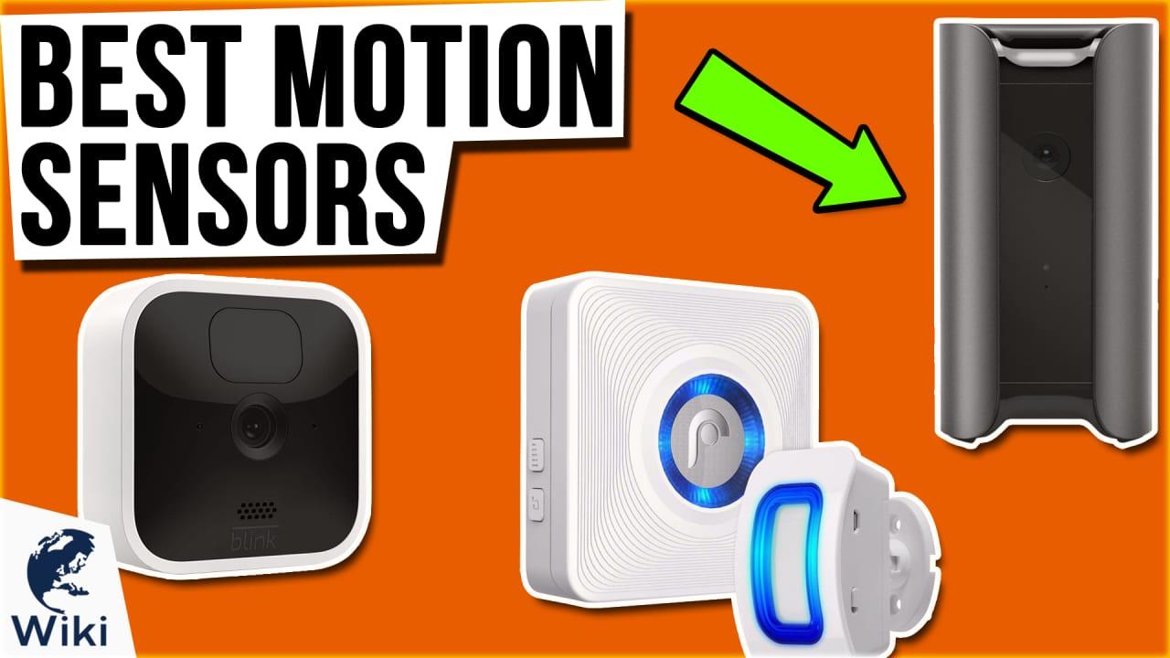 10 Best Motion Sensors