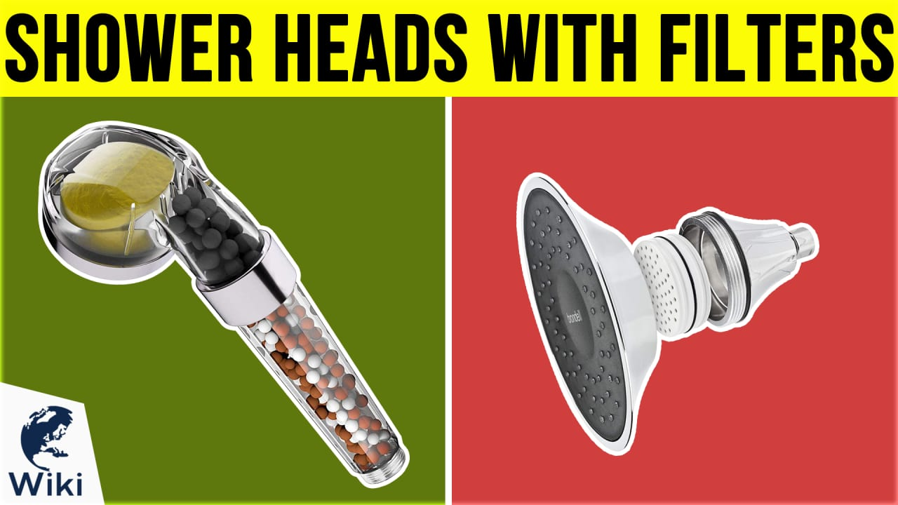 10 Best Shower Heads With Filters