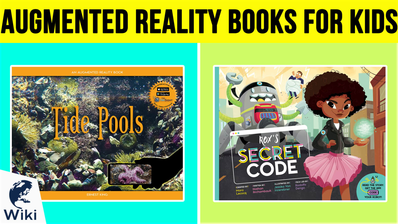 10 Best Augmented Reality Books For Kids