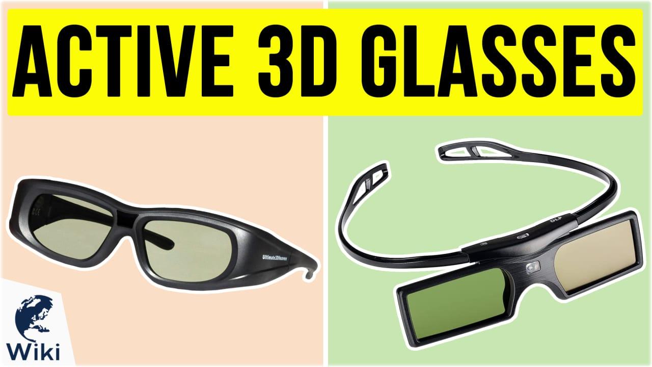 10 Best Active 3D Glasses