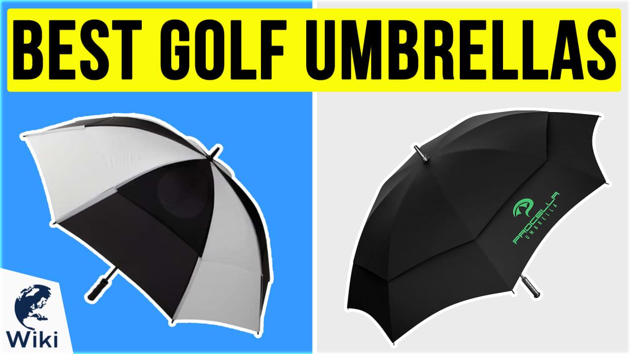 10 Best Golf Umbrellas