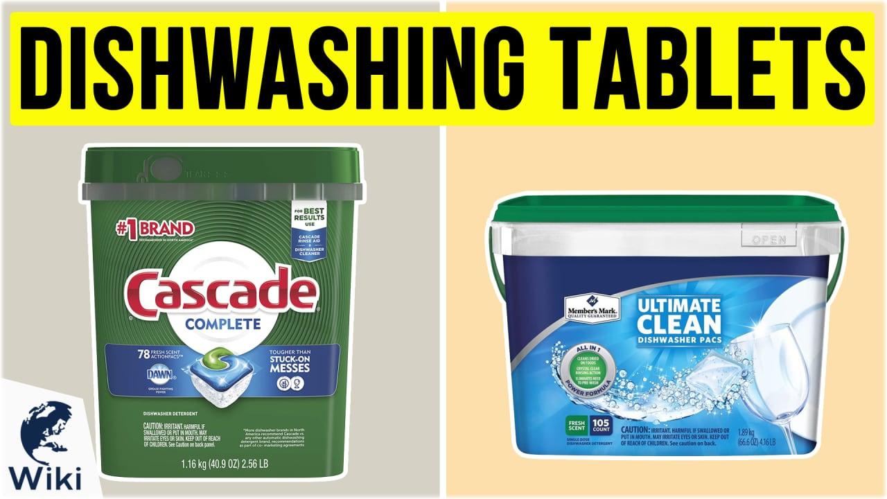 10 Best Dishwashing Tablets