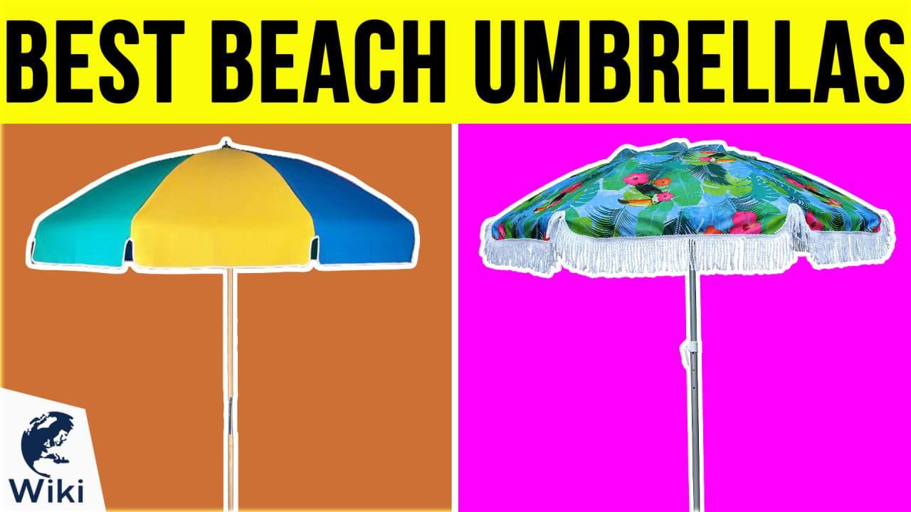 10 Best Beach Umbrellas