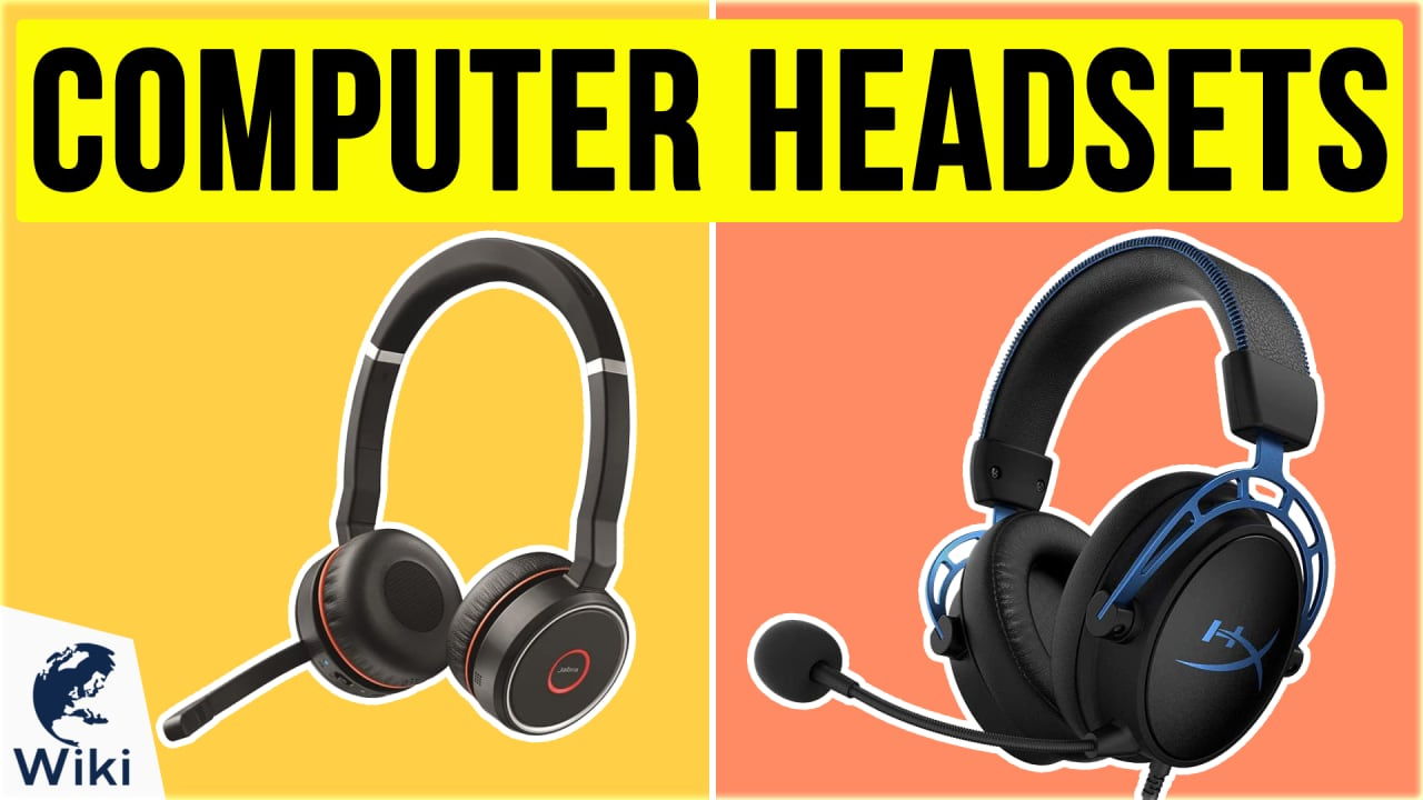 10 Best Computer Headsets
