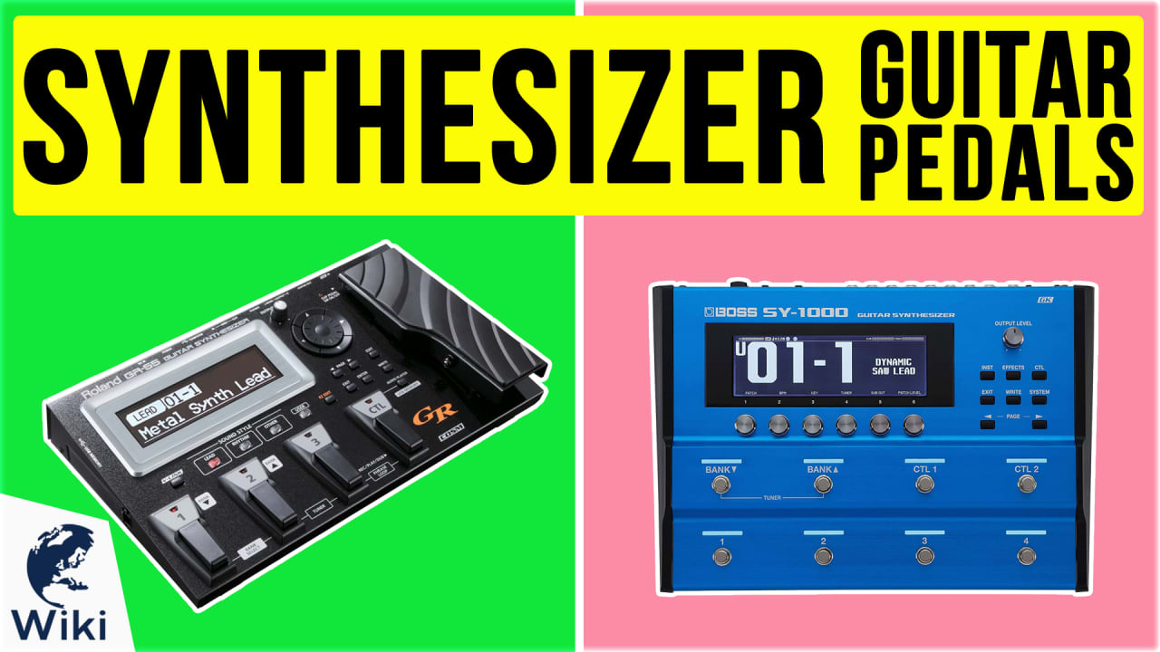 10 Best Synthesizer Guitar Pedals