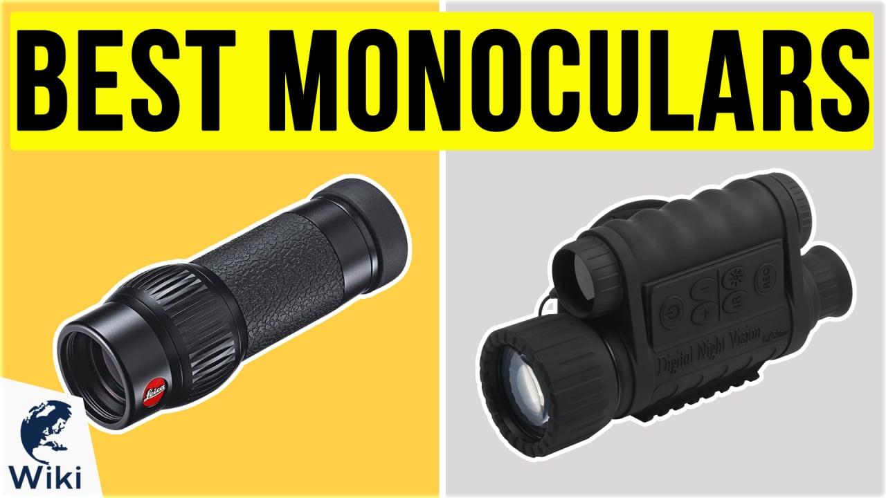 10 Best Monoculars