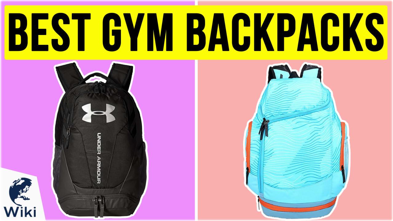 10 Best Gym Backpacks
