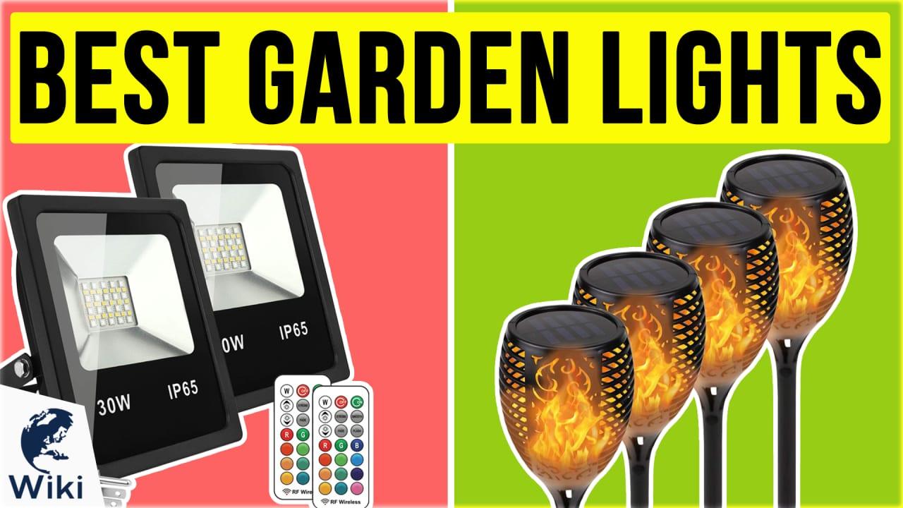 10 Best Garden Lights
