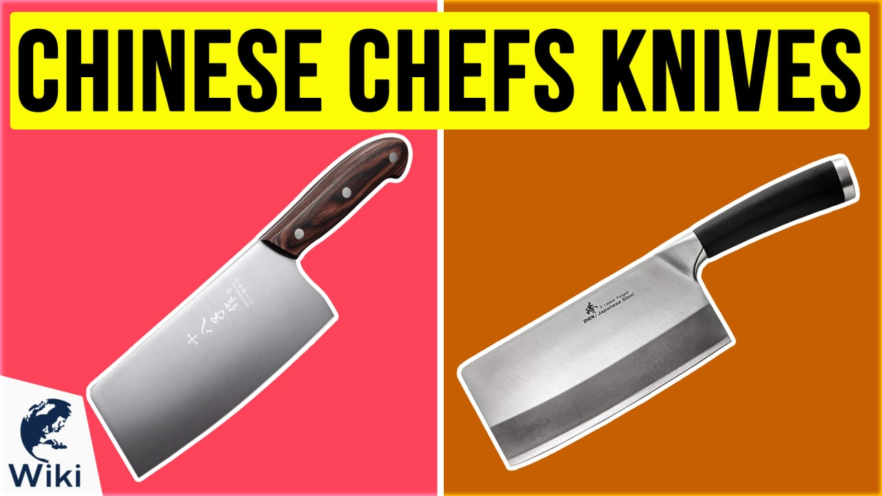 10 Best Chinese Chefs Knives