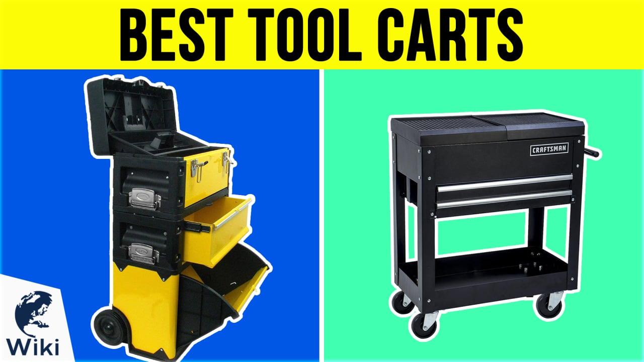 10 Best Tool Carts
