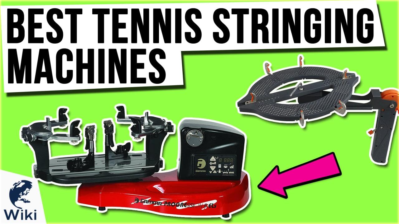 10 Best Tennis Stringing Machines