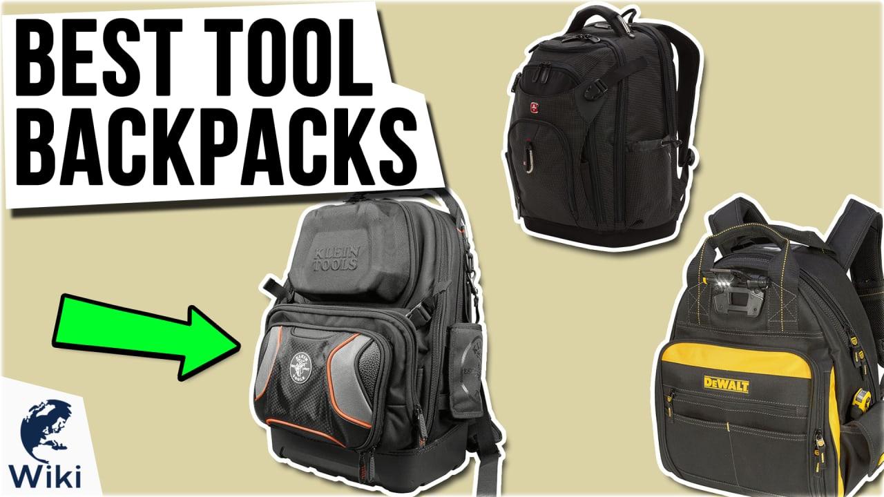 10 Best Tool Backpacks