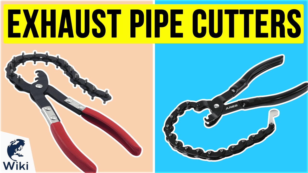 7 Best Exhaust Pipe Cutters