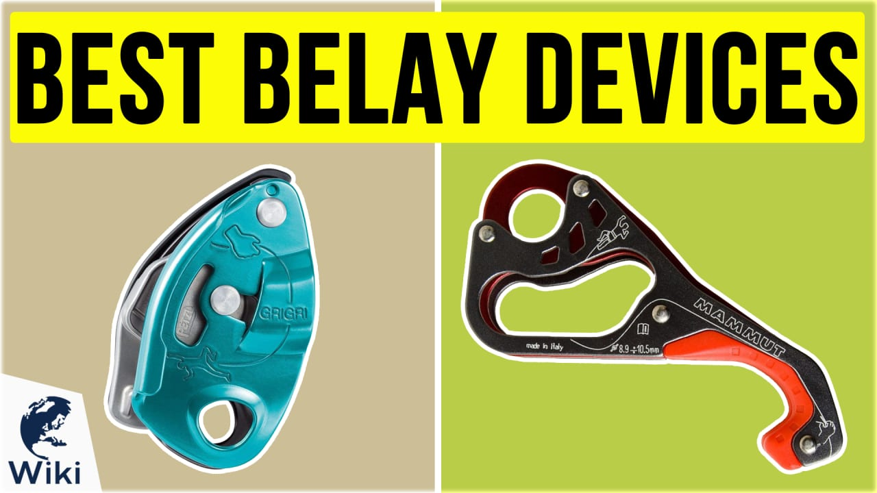 10 Best Belay Devices