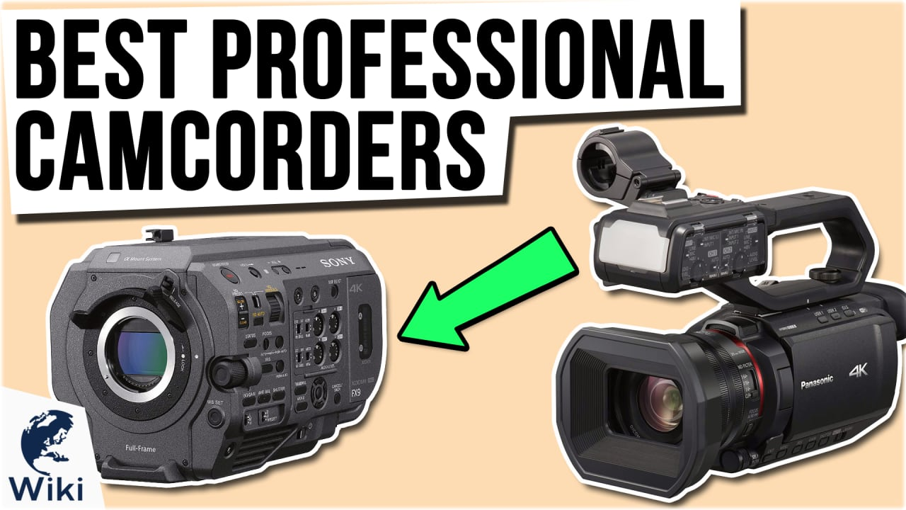 8 Best Professional Camcorders