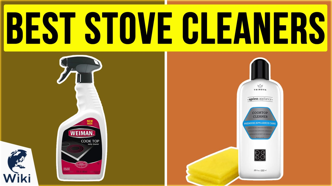 10 Best Stove Cleaners