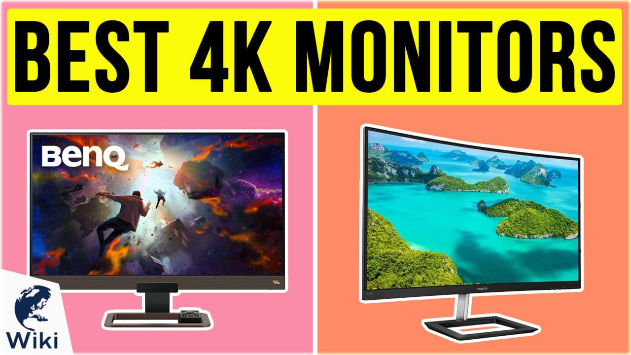 10 Best 4k Monitors