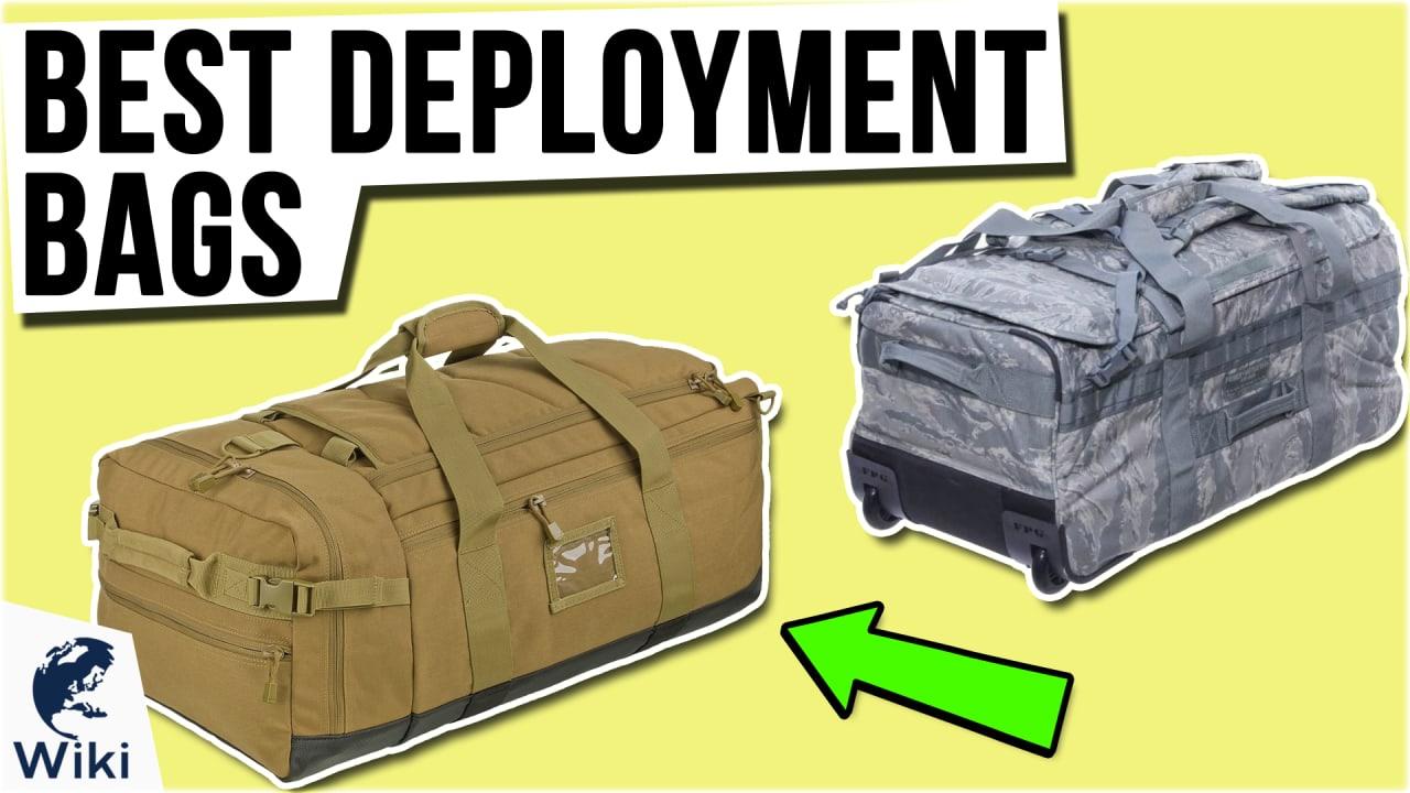 10 Best Deployment Bags
