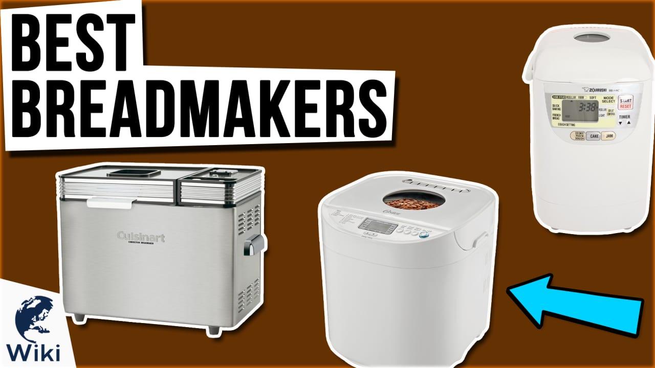 10 Best Breadmakers