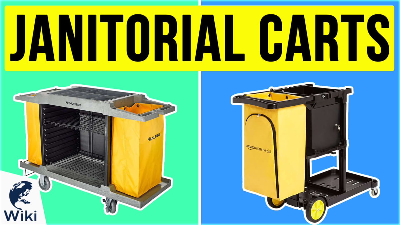 10 Best Janitorial Carts