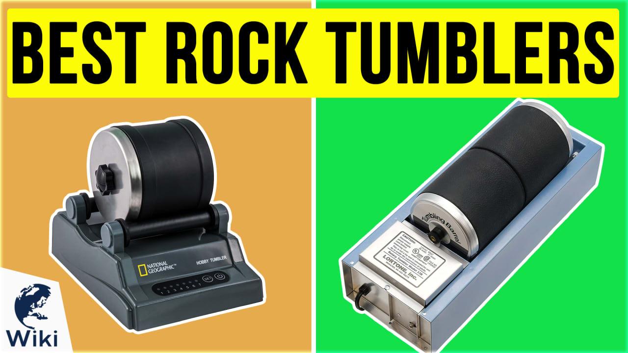 10 Best Rock Tumblers
