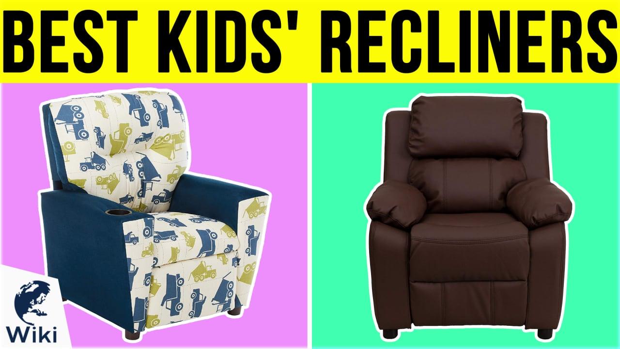 7 Best Kids' Recliners
