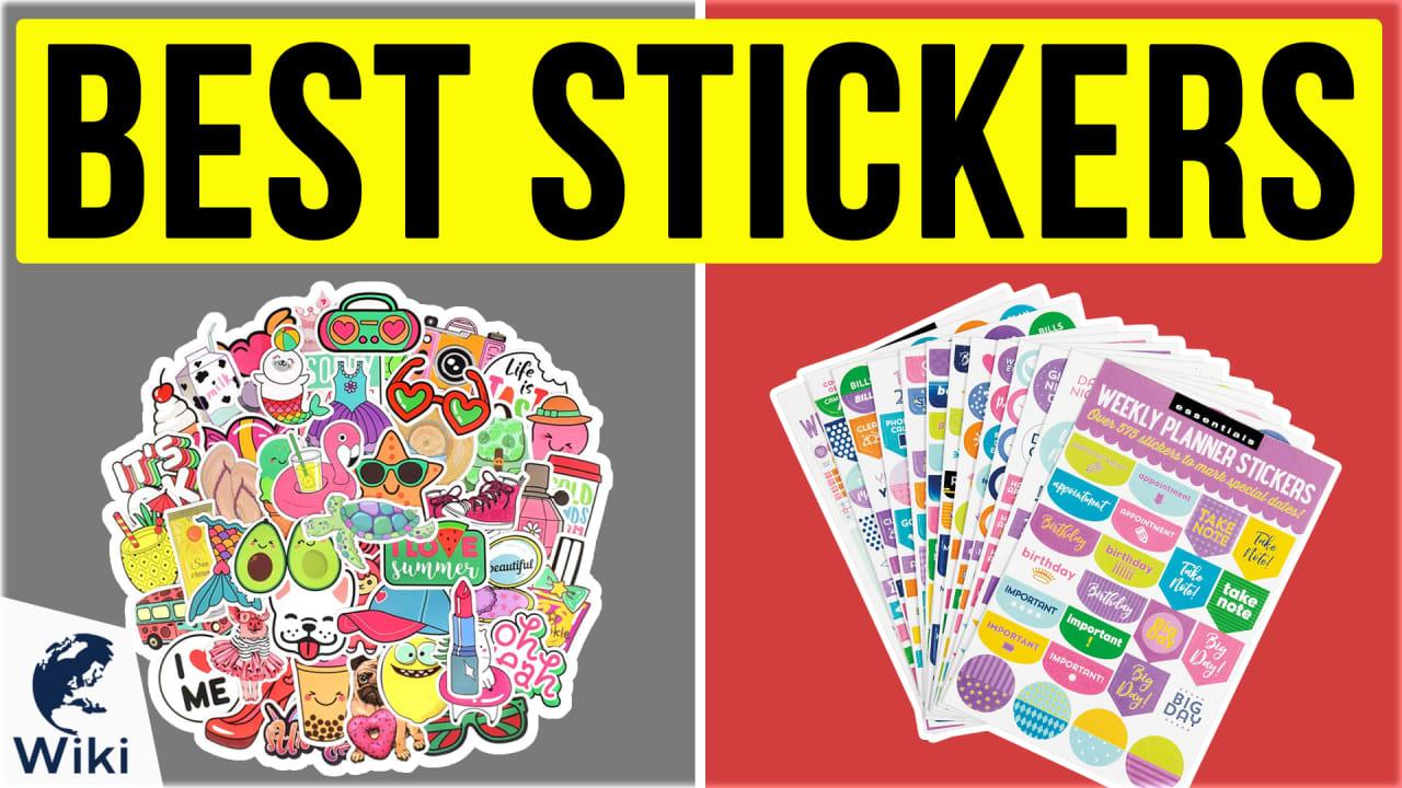 10 Best Stickers