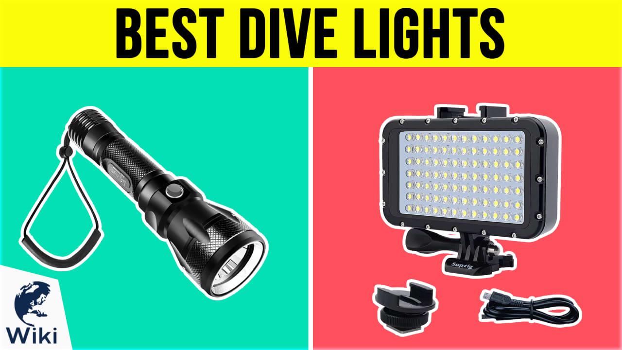 10 Best Dive Lights