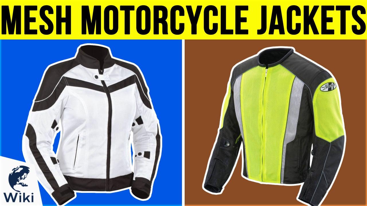 10 Best Mesh Motorcycle Jackets