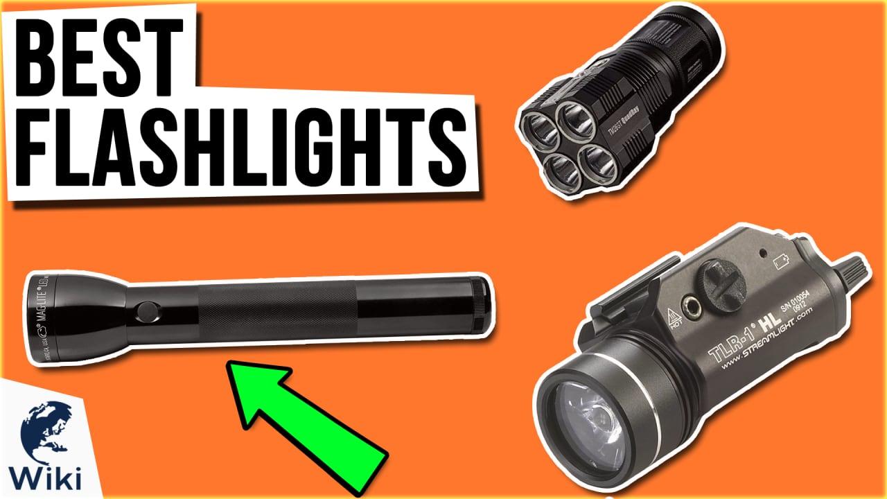 10 Best Flashlights