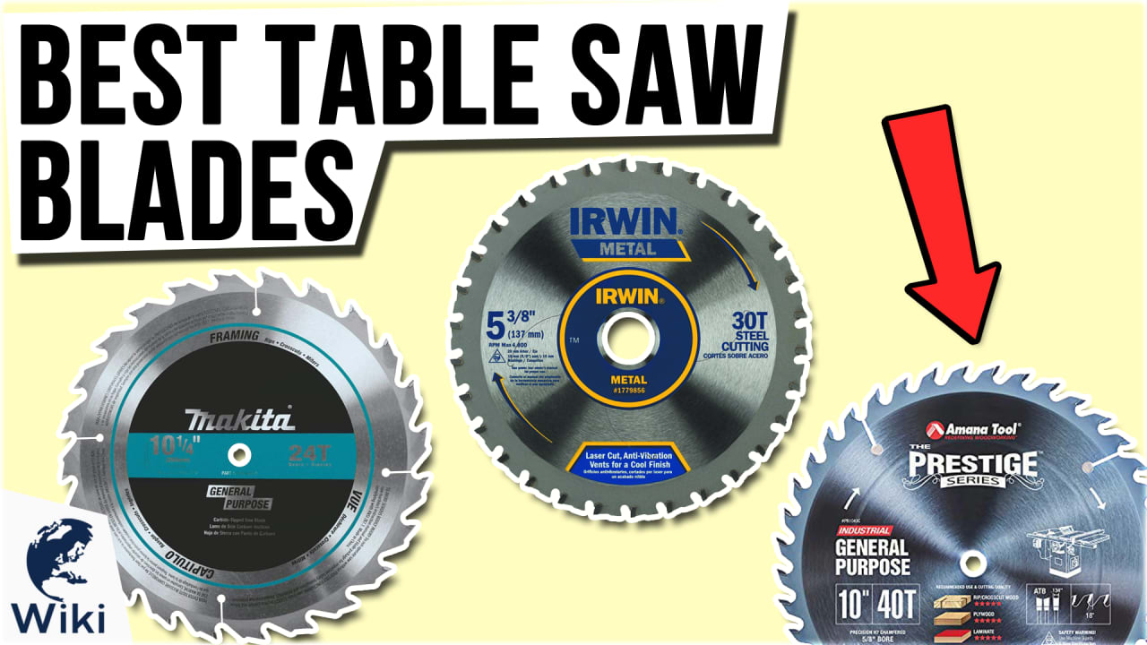 10 Best Table Saw Blades