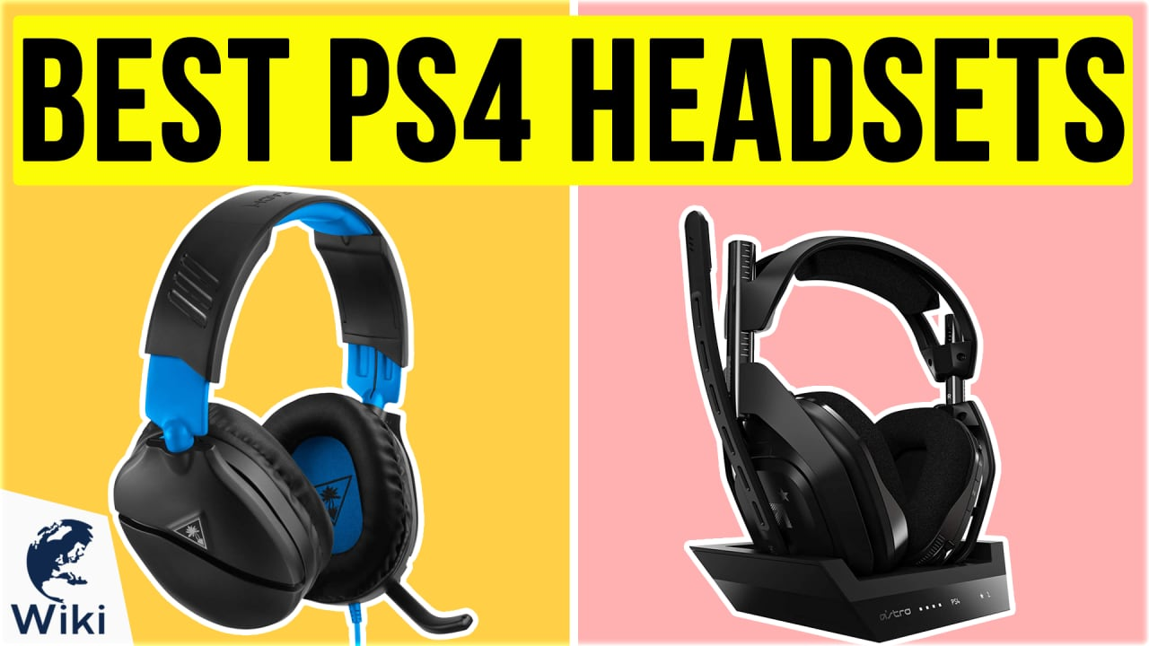 10 Best PS4 Headsets