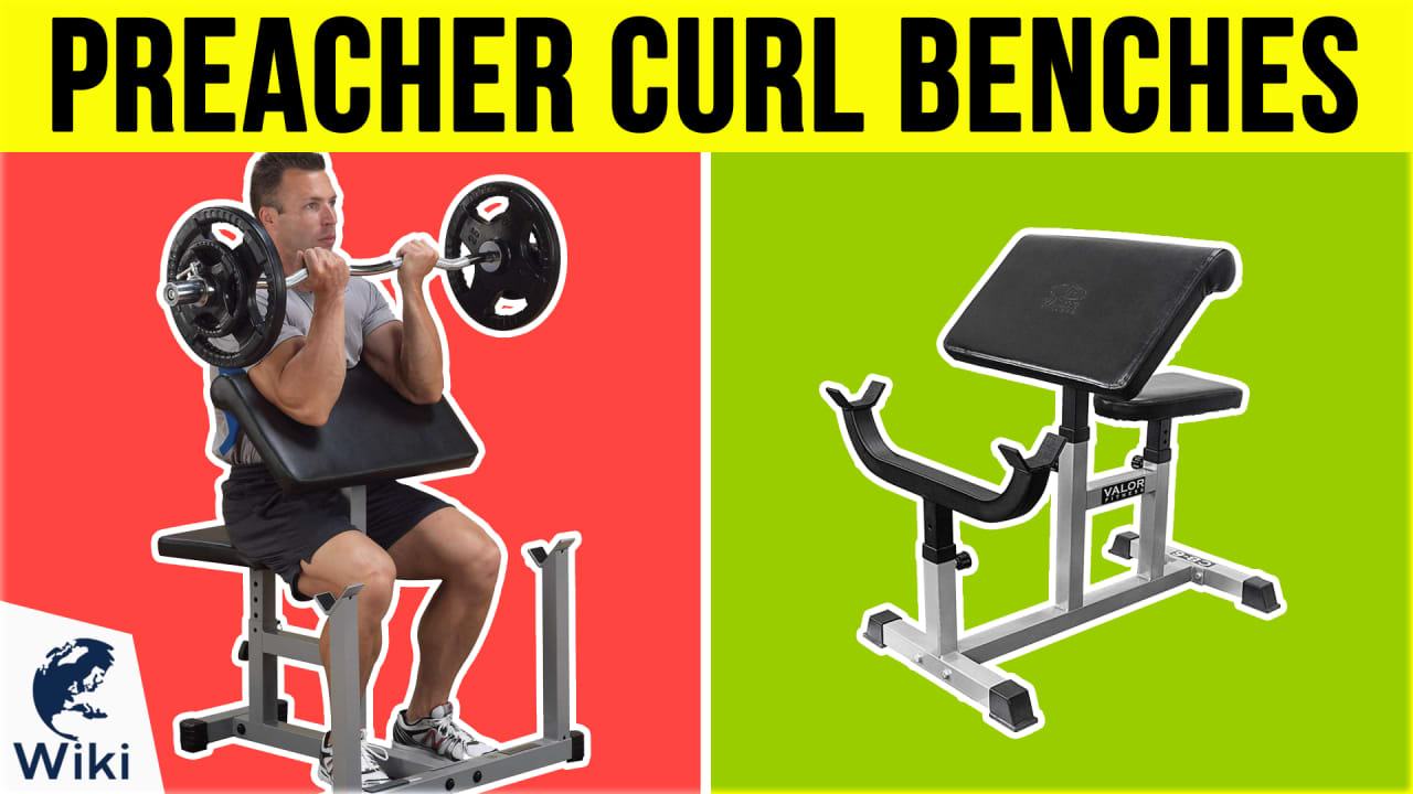 9 Best Preacher Curl Benches