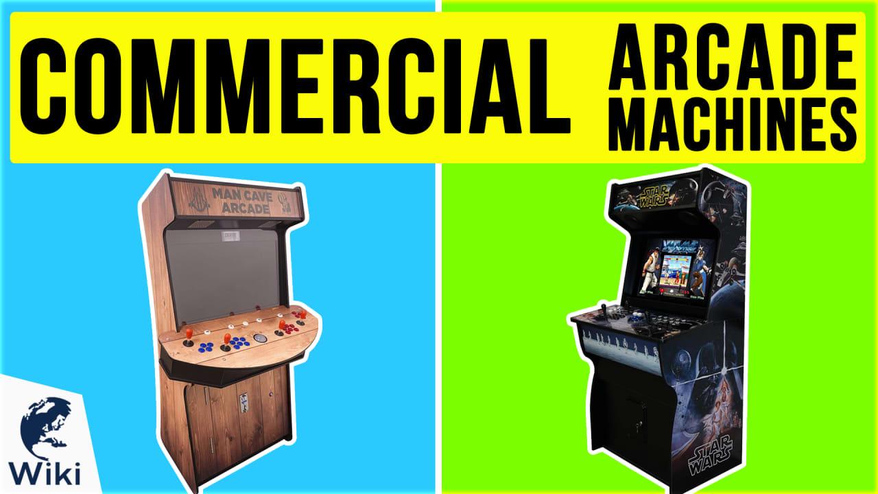 10 Best Commercial Arcade Machines