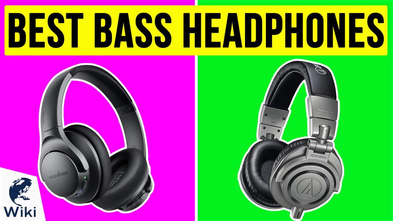 10 Best Bass Headphones