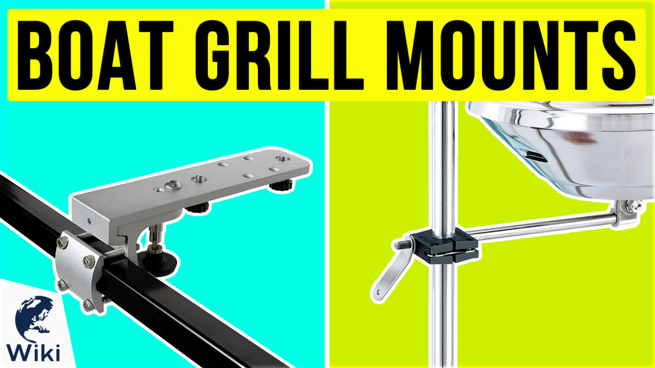 10 Best Boat Grill Mounts
